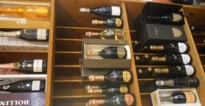 Vins Champagne, vins français